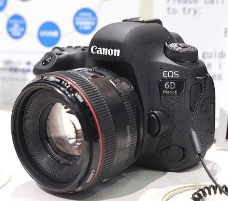 Kamera Canon EOS 6D Mark II Body